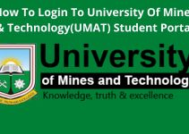 Step By Step Guide To Login Successfully To Your UMAT Student Portal – Access Your Account The Easy Way