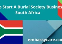 How To Start A Burial Society Business In South Africa