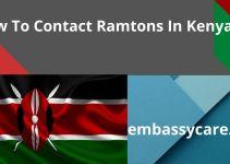Ramtons Kenya contacts – Contact Ramtons Kenya Customer Care