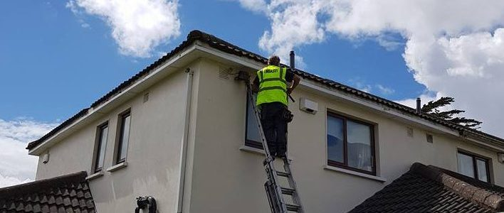 Happy New Year – Clean Gutters this Winter
