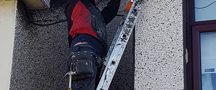 Having your gutters cleaned | Dublin, regularly will save you