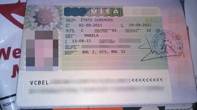 Belgium Visa Documents Required Embassy N Visa