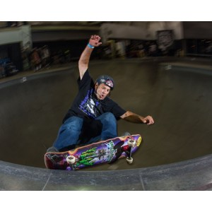 Embassy Skateboards Dave Duncan Guest Model Popsicle