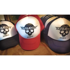 Embassy Skateboards Trucker Cap