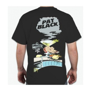 Pat Black t-shirt