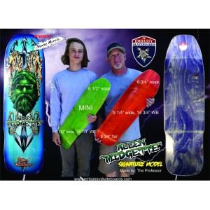 Embassy Skateboards Allen Midgette Signature Model