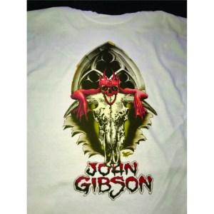 John Gibson T-Shirt OG