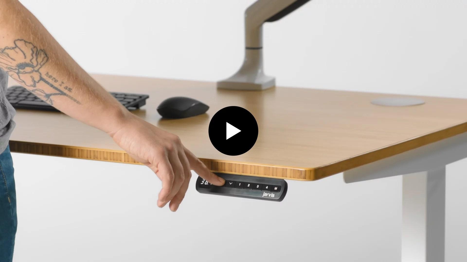 Standing Desks The 1 Adjustable Height Desks Fully