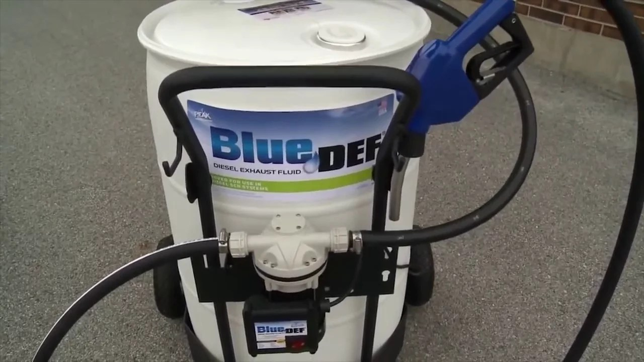 bluedef fleet manager equipment solution with joe thomas