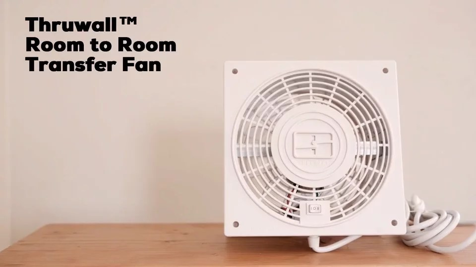 suncourt thruwall 2 speed room to room fan