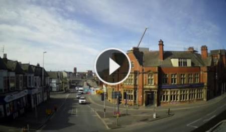 Live Cam Blackpool - Chapel Street