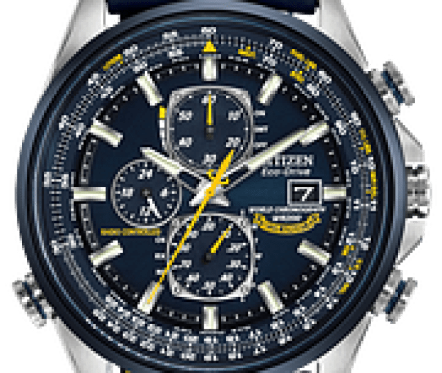 World Chronograph A T
