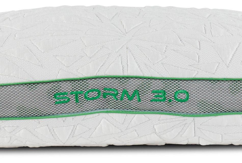 storm 3 0 side sleeper pillow