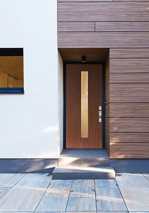 best front doors Masonite modern
