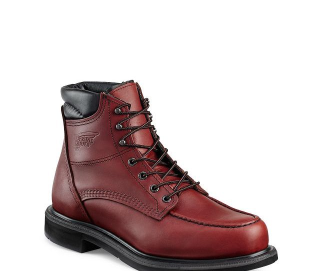 Mens  Electrical Hazard Supersole  Inch Boot Red Wing Work Boots