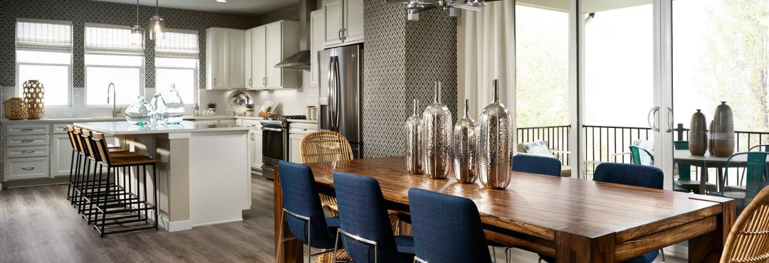 Shea Homes Crescendo at Central Park in Highlands Ranch, CO