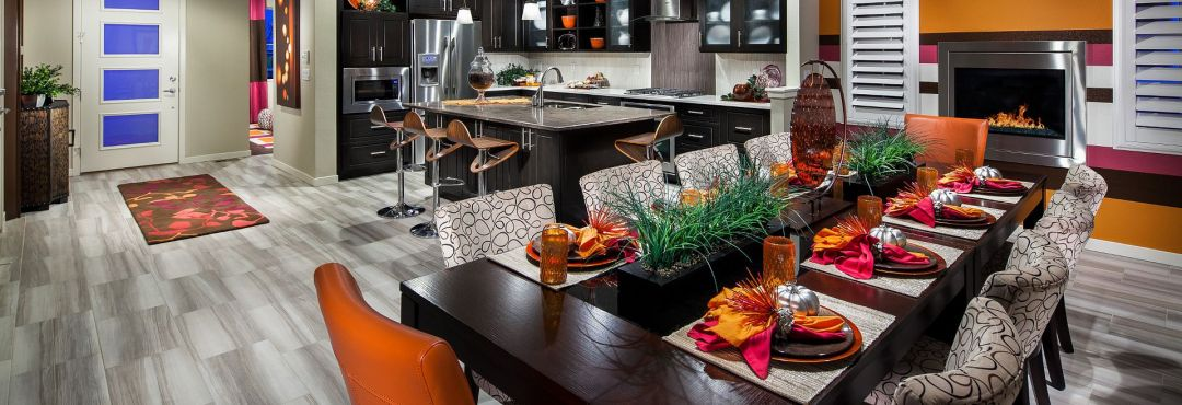 Shea Homes SPACES Discovery at Stepping Stone in Parker, CO