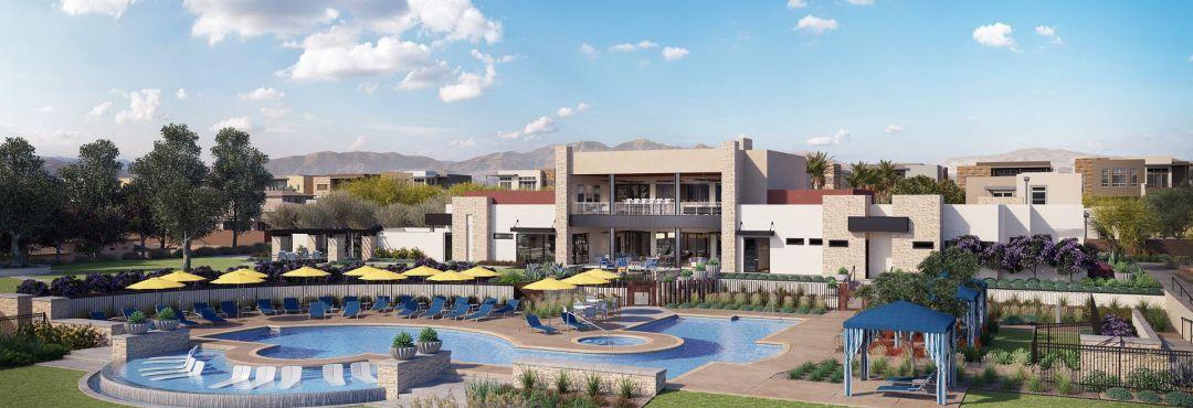 Shea Homes Trilogy® in Summerlin® in Las Vegas, NV