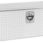 Model 648-0-02 Underbed Box, Aluminum, Compact, 8.6 cu ft