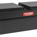 DEFENDER SERIES 300207-53-01 Full Size Cross Box71 x 19.7 x 17.8 Black