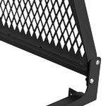 Model 1925-5-01 Cab Protector Mounting Kit, 2017 Ford Super Duty, Black