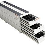 Model 327-3 ITEMIZER® Van Drawer Unit, Stacked, 49in x 12.25in x 17.75in