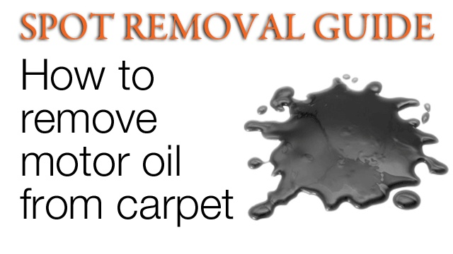 Can you get oil stains out of carpet for How to remove grease stains from a shirt