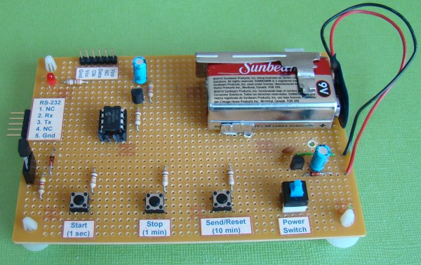 A Beginner's Data Logger Project Using PIC12F683