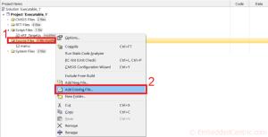 sdk_config.h SES tutorial