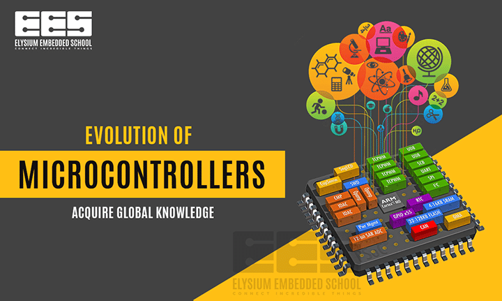 Evolution Of Microcontroller