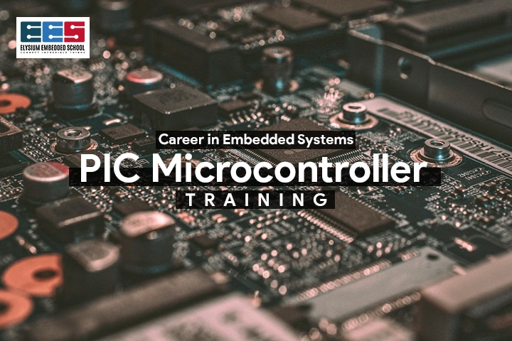 PIC Microcontroller training and certification course