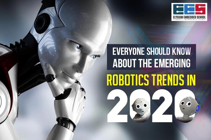 Robotics Trends In 2020