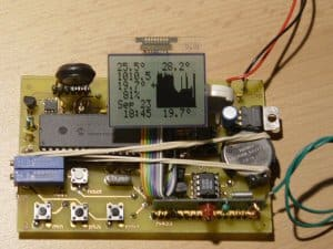 weather-station-circuit-board