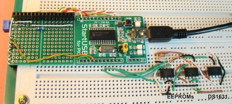 Connecting multiple I2C devices on a common bus - Embedds