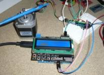 Driving allegro A4988 using arduino