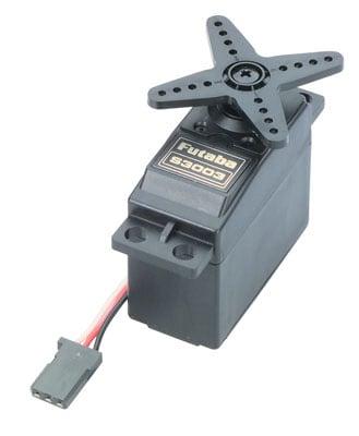 Controlling servo motor with AVR - Embedds