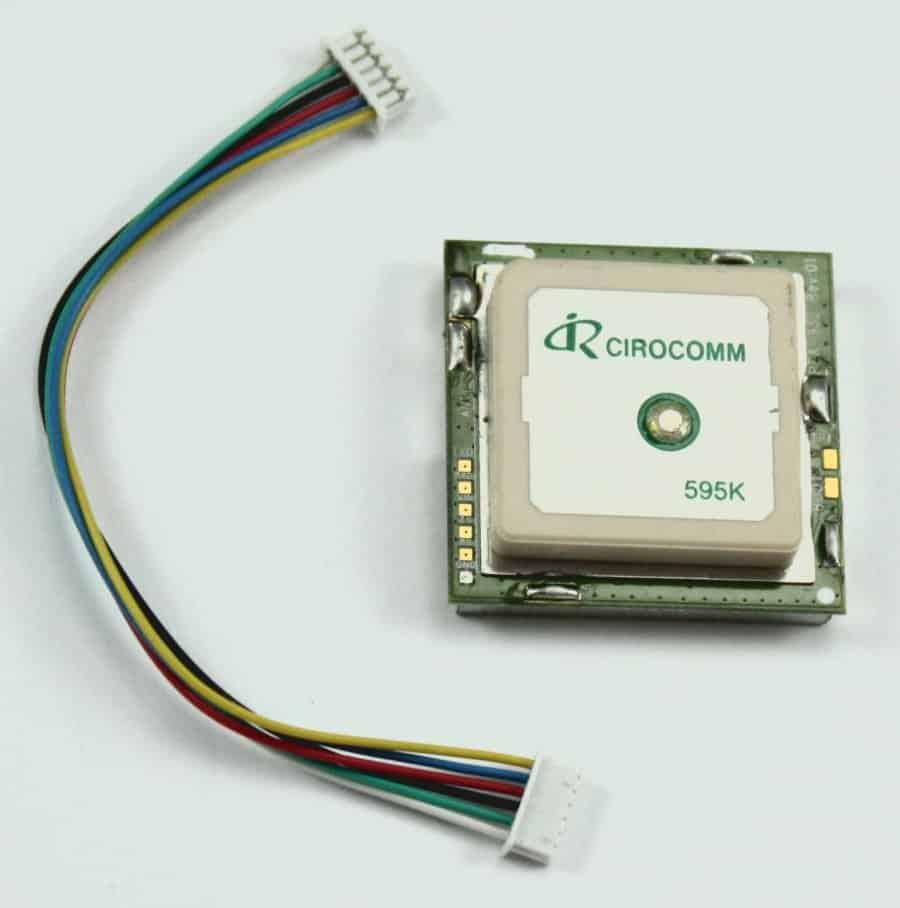 Interfacing GPS Module with AVR