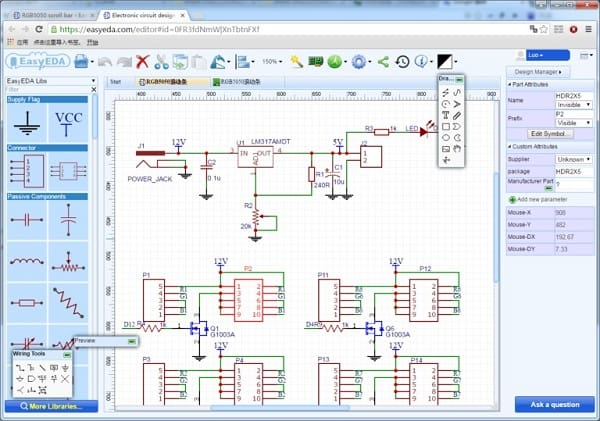 easy_eda_schematic