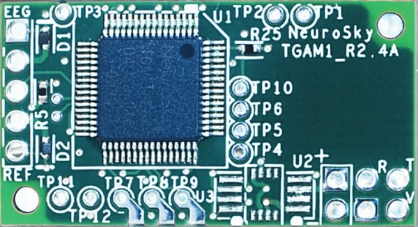 Affordable EEG biosensors to control physical things - Embedds