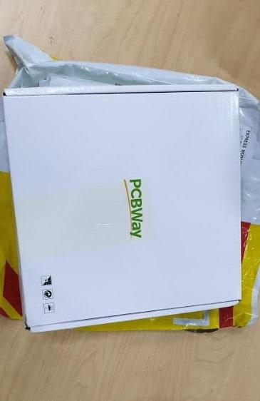 pcbway box
