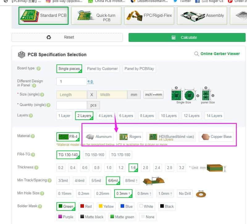pcbway advanced pcbs