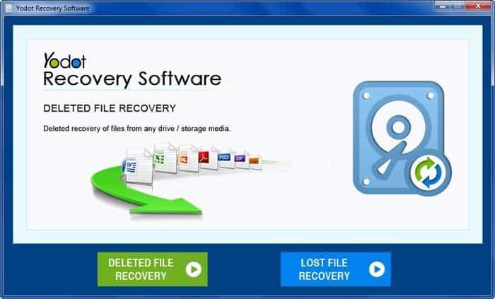 Yodot recovery