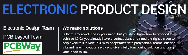 pcbway layout and design