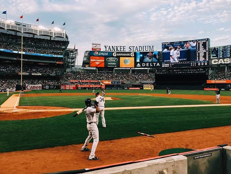 baseball feield