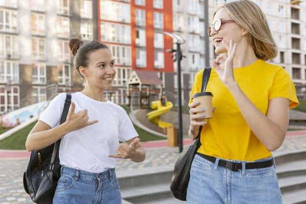 Hearing-Impaired communication