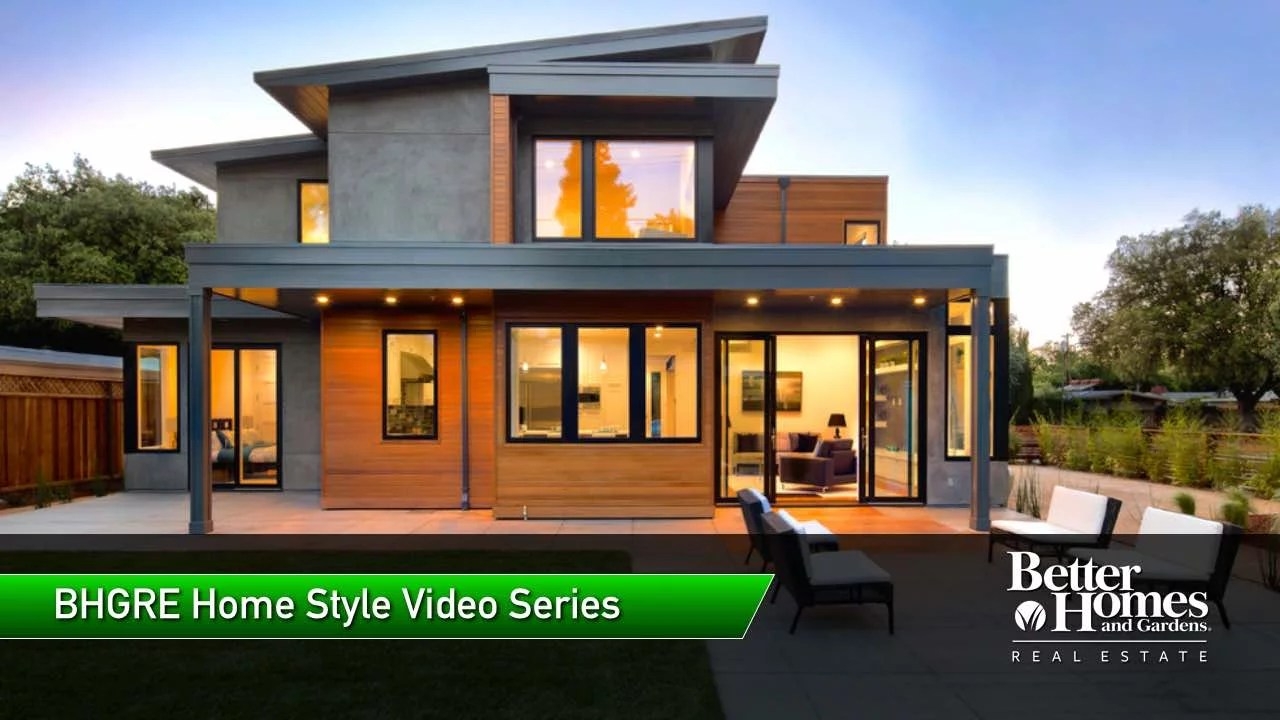Contemporary Home Style Common Characteristics Features Of Contemporary Homes