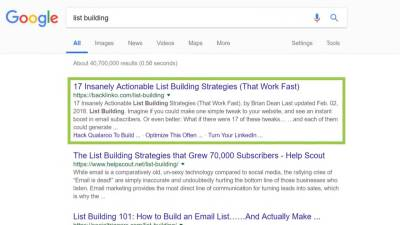 How To Get Your Website On The First Page Of Google Guaranteed 1