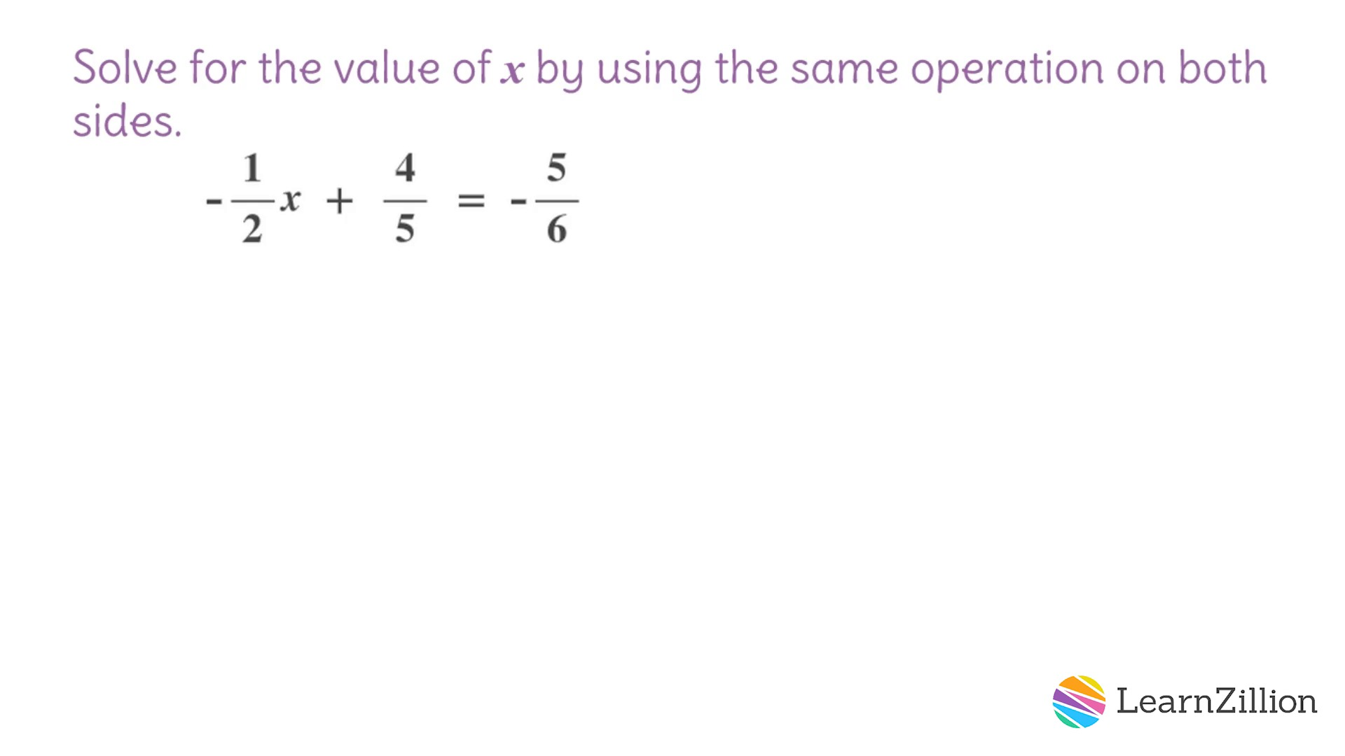 Practice 3 1 Solving Two Step Equations Answers