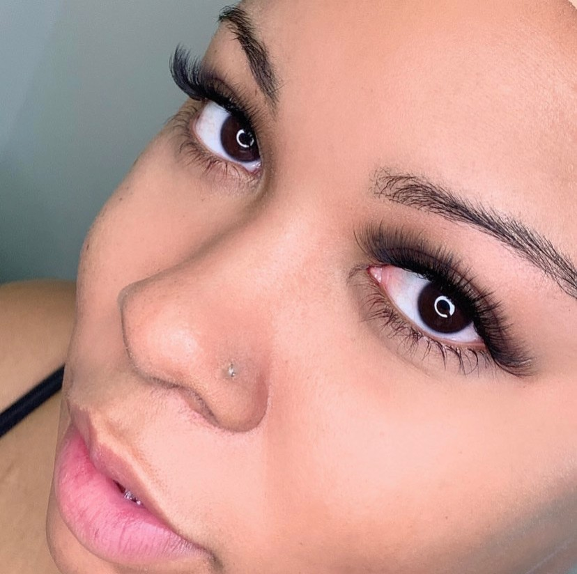 Lashes by EmbeLashed Faces