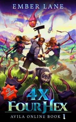 4x 4Hex Cover Art